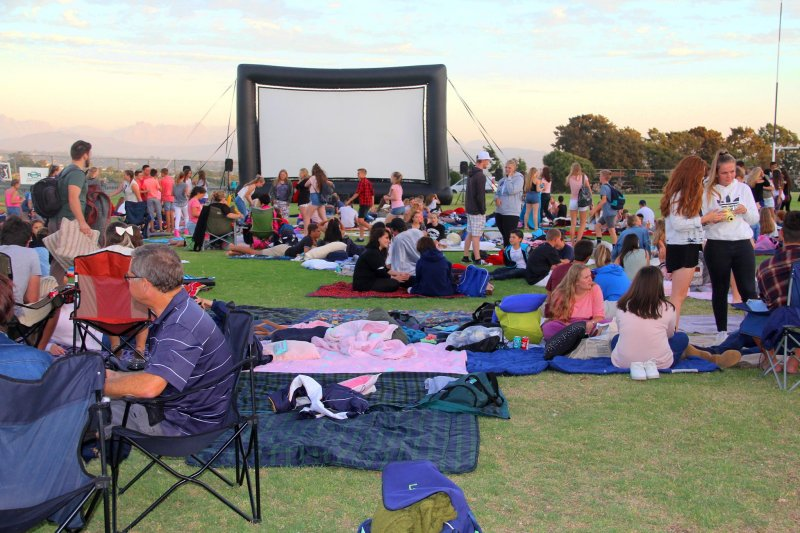 Sunset Picnic & Movie Night