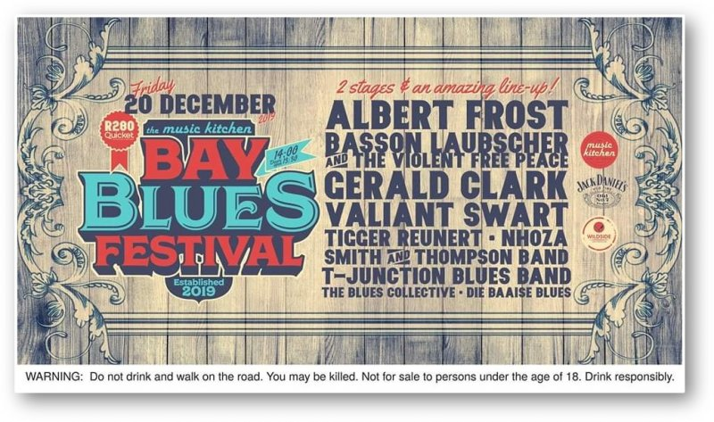 The Bay Blues Festival