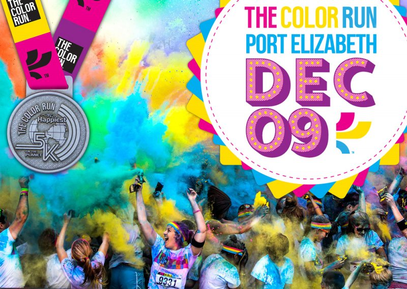 The Color Run's Carnival Tour has arrived