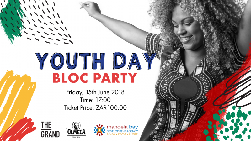 The Grand: Youth Day Bloc Party