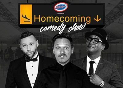 The Homecoming Comedy Show