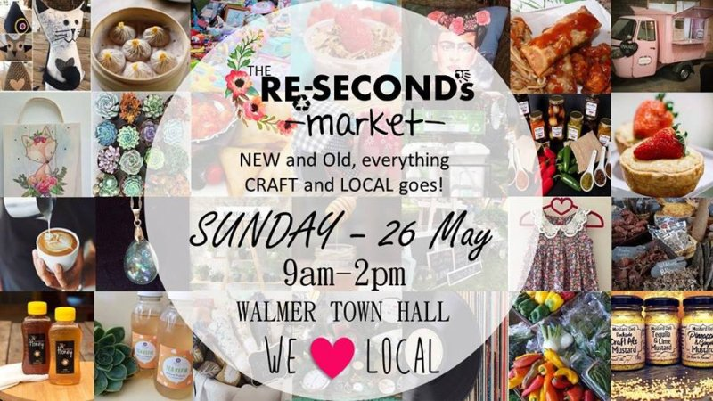 The Re-Seconds Market 26 May