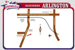 Thoroughbred Horseracing - Arlington Racecourse:  Glenlair Throphy