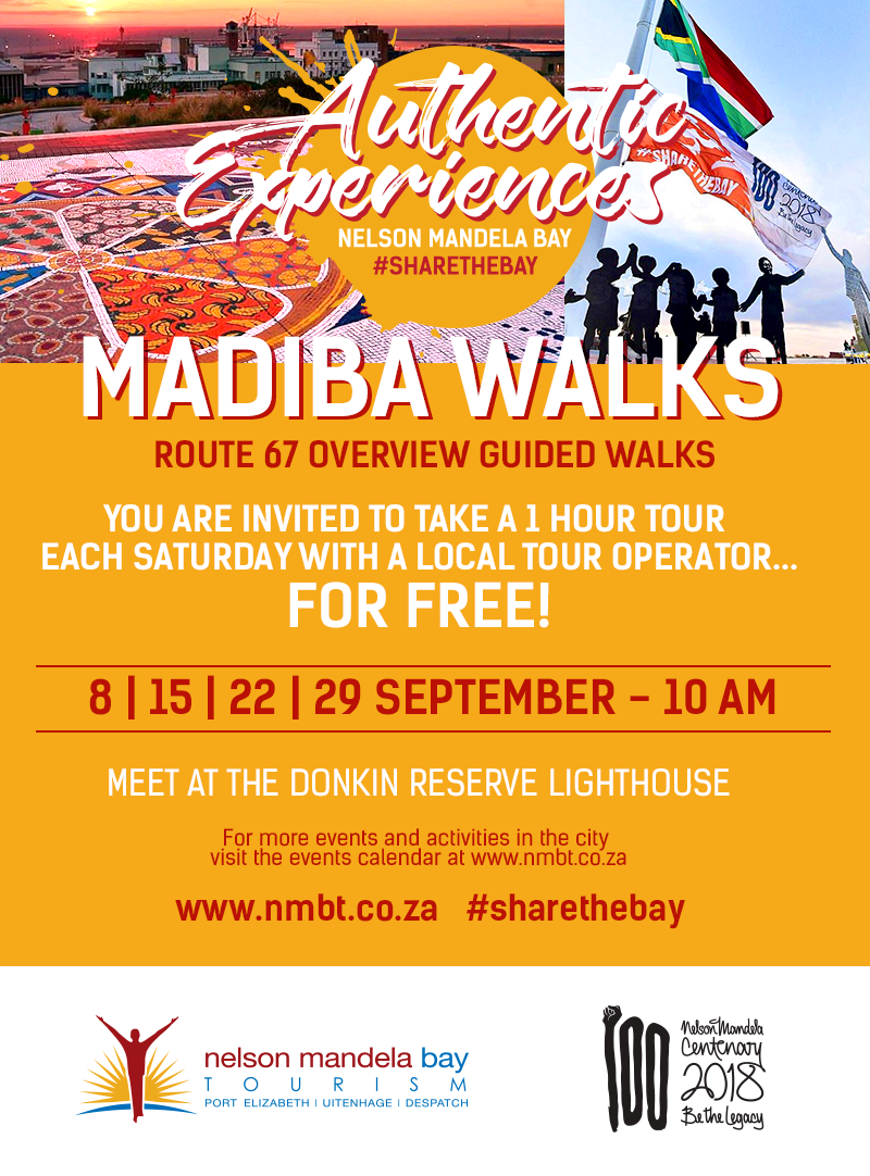 Tourism Month in Nelson Mandela Bay – Time to Explore and Share