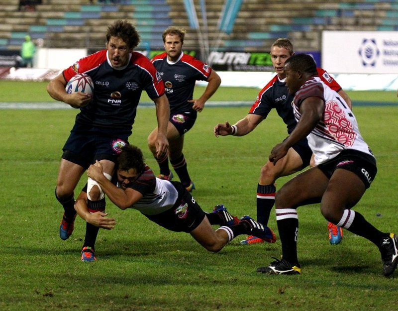 Varsity Cup Rugby 2015: