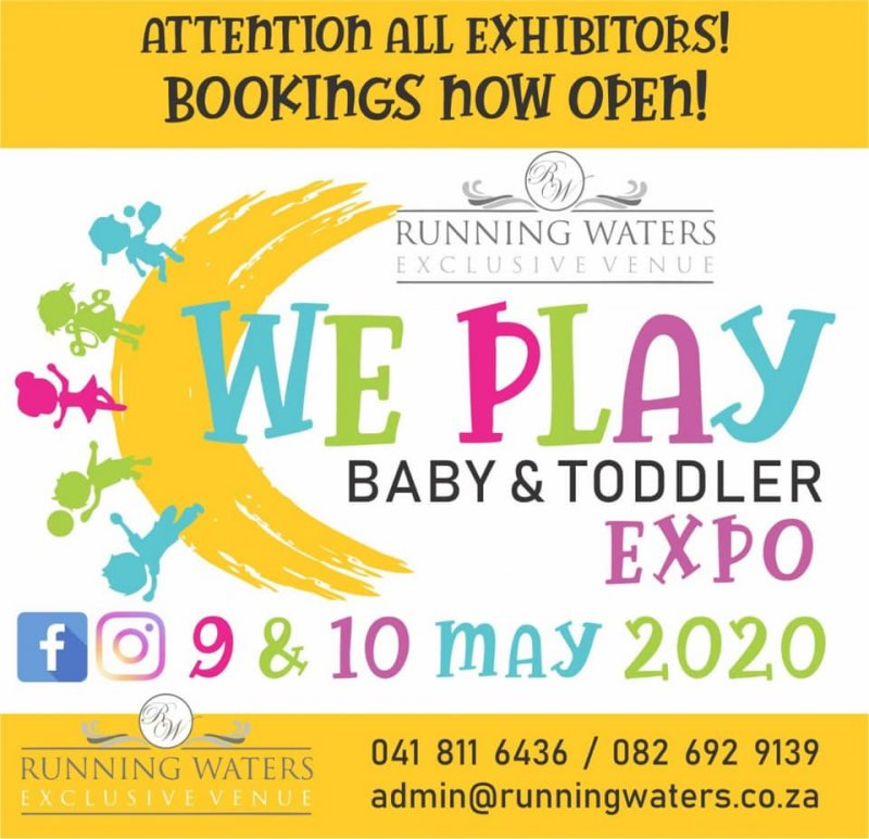 We Play Baby & Toddler Expo 2020