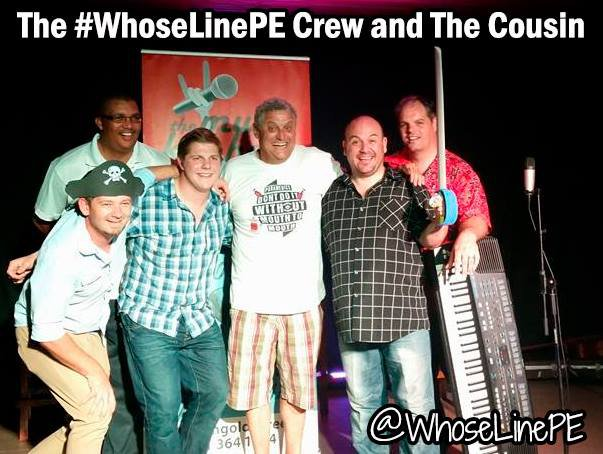 Whose Line @ The Music Kitchen