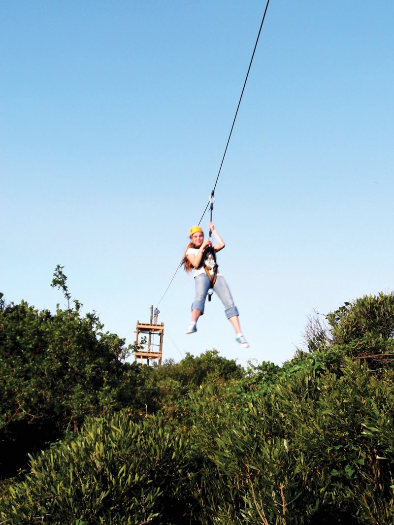 Zipline and High Ropes Experience-3