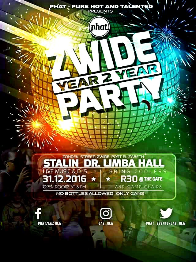 Zwide Year 2 Year Party
