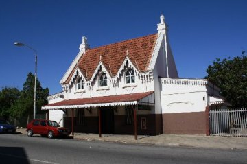 Old Railway Station Museum Nelson Mandela Bay Port