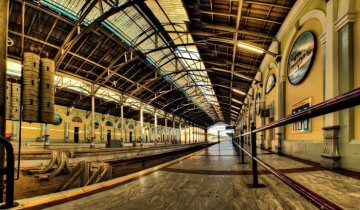 Port Elizabeth Railway Station Nelson Mandela Bay Port